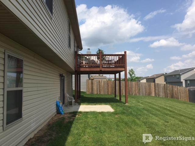 $1726 Three bedroom House for rent