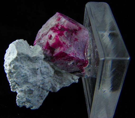 Red beryl is an extremely rare variety of Beryl
