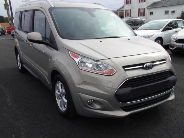 Ford Transit Connect Wagon Titanium 2016