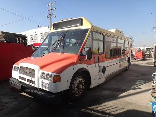 2000 ORION BUS 22 PASSENGER