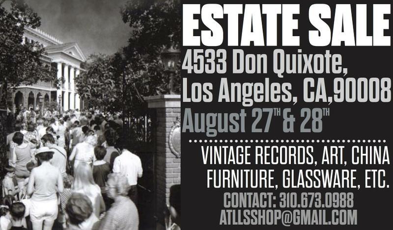 LL's The Dons Estate/Move Sale