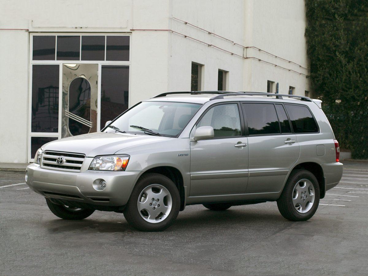 Toyota Highlander Limited 2007