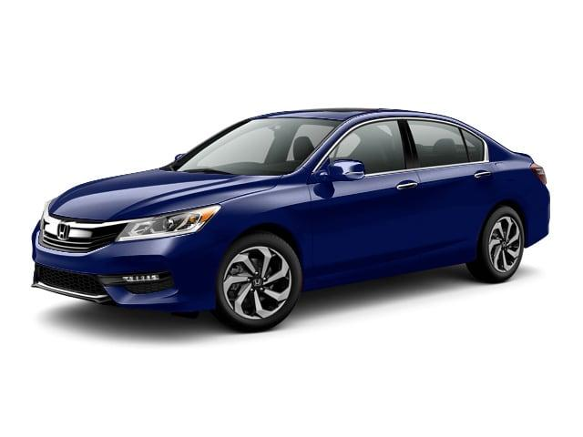 Honda Accord Sedan EX-L V6 2017