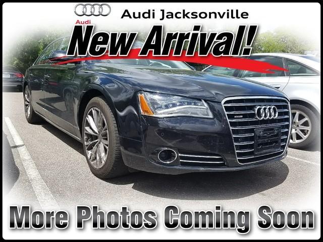 Audi A8 L 3.0L 2013