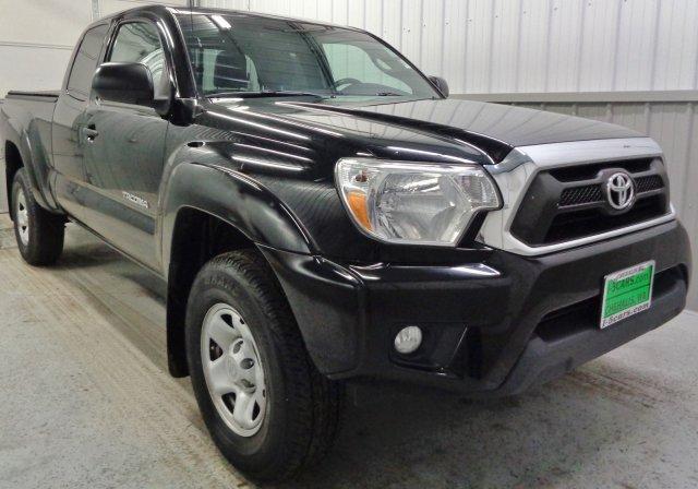 Toyota Tacoma ACCCAB 2013
