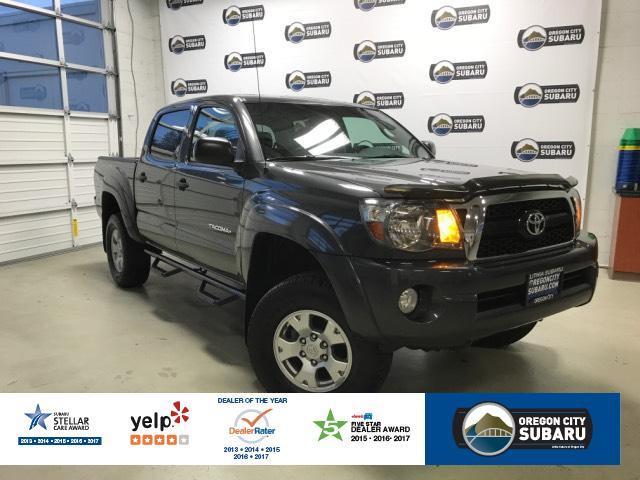 Toyota Tacoma DOUBLE CAB 2011