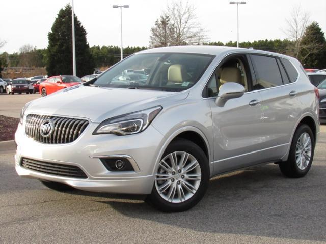 Buick Envision FWD 4dr Preferred 2018