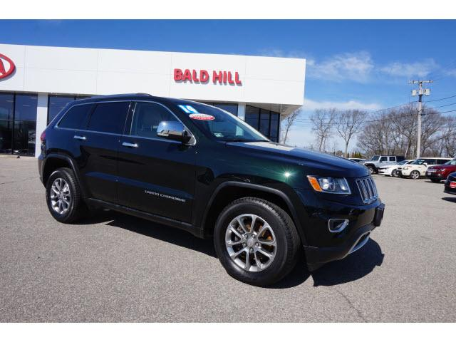 Jeep Grand Cherokee Limited 4x4 2014