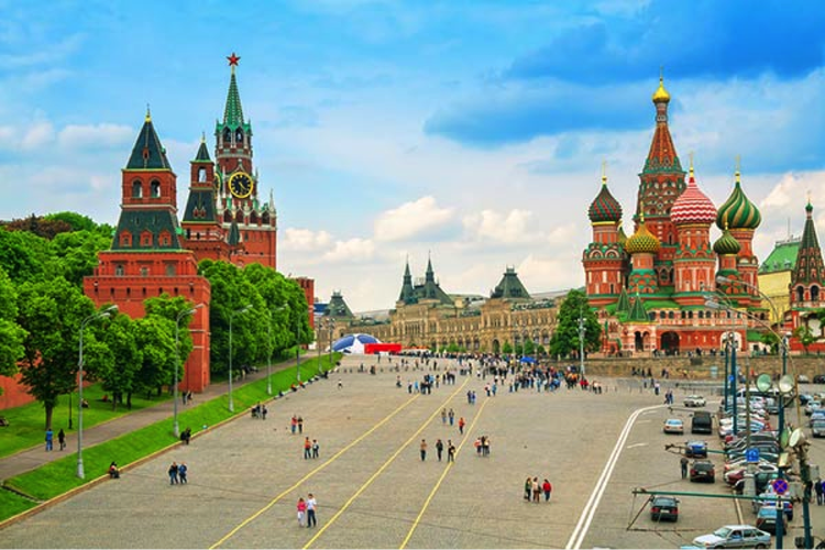 Cheap Business Class Tickets to Moscow