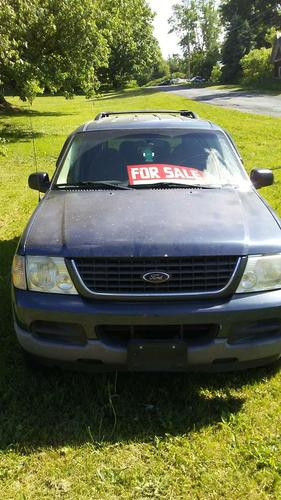 Ford Explorer 2002 For Sale $2500 obo