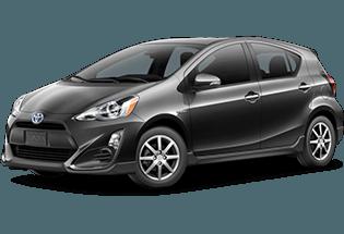 Toyota Prius c One 2017