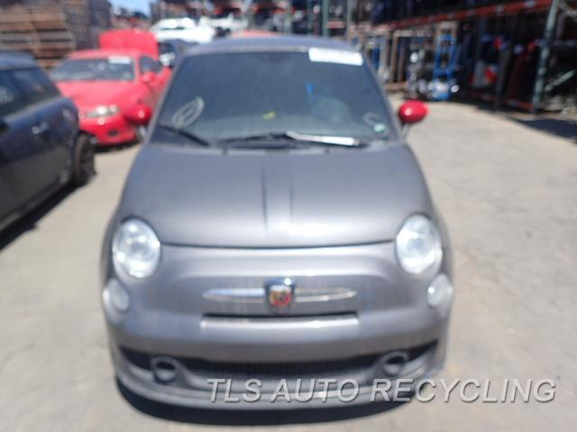 Used Parts for FIAT 500 FIAT - 2012 - 901.FI1A12 - Stock# 8269YL