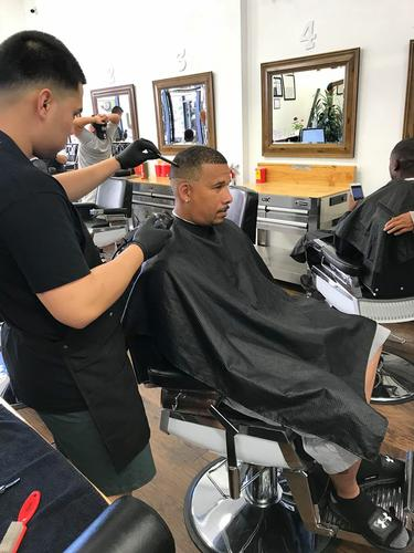 $5 Haircuts at Urban Barber College