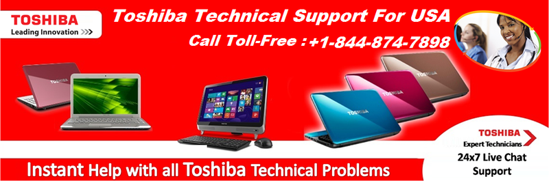 Toshiba (1-844-874-7898) Support Phone Number – Toll-free