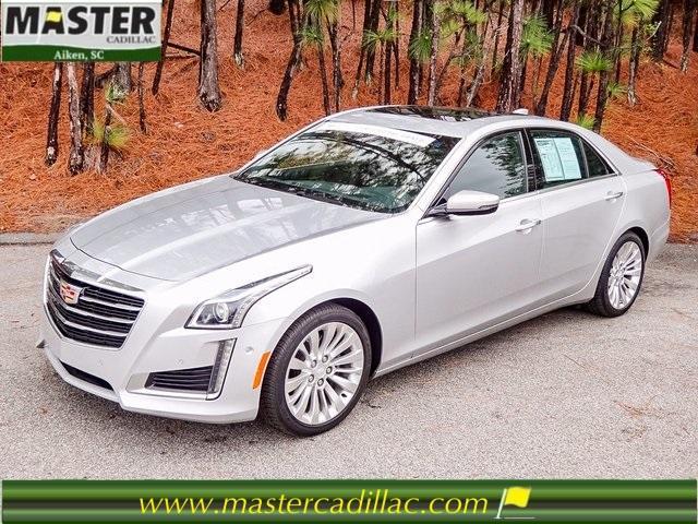 Cadillac CTS Sedan 3.6L Performance 2016