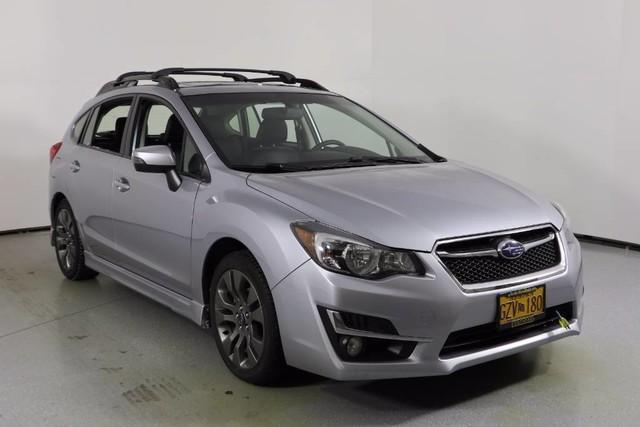 Subaru Impreza Wagon 2.0i Sport Limited 2015