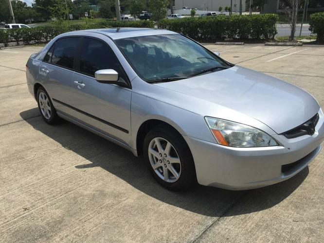 2003 Honda Accord  2.4 EX~~ (856) 389-4896