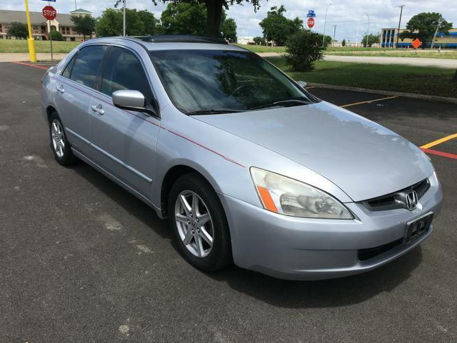 2003 Honda Accord  EX Sedan 4D$ (856) 389-4896