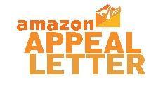 Appeal Amazon Suspension Letter
