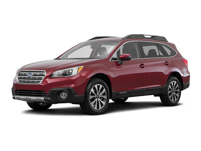 Subaru Outback heated 2017