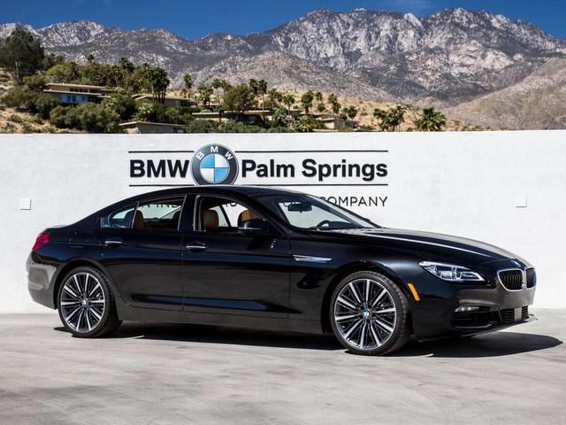 BMW 6 Series 640i Gran Coupe 2017