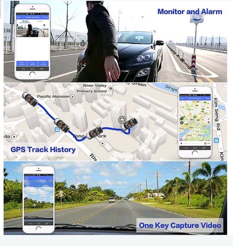 4G Mobile DVR Instant Streaming