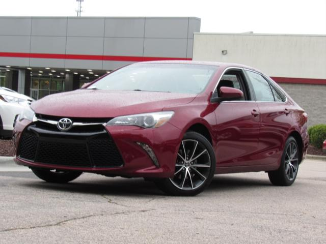 Toyota Camry 4dr Sdn I4 Auto XSE 2015