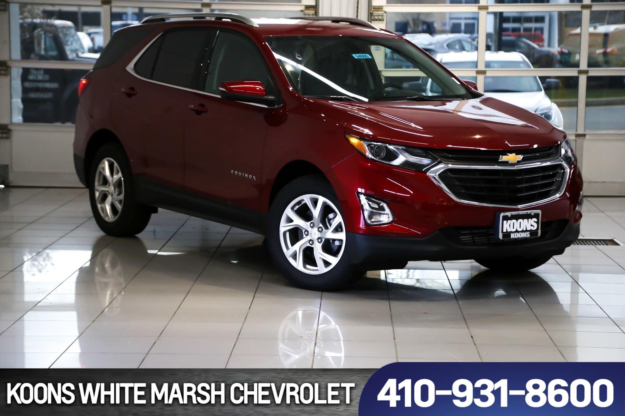 Chevrolet Equinox LT w/2LT 2018