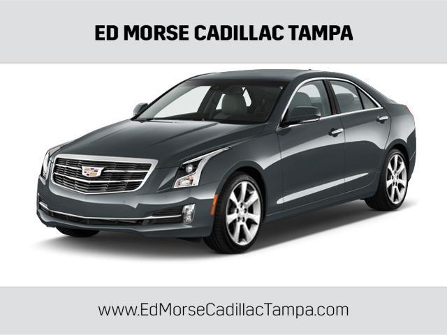 Cadillac ATS Sedan 3.6L Premium 2015