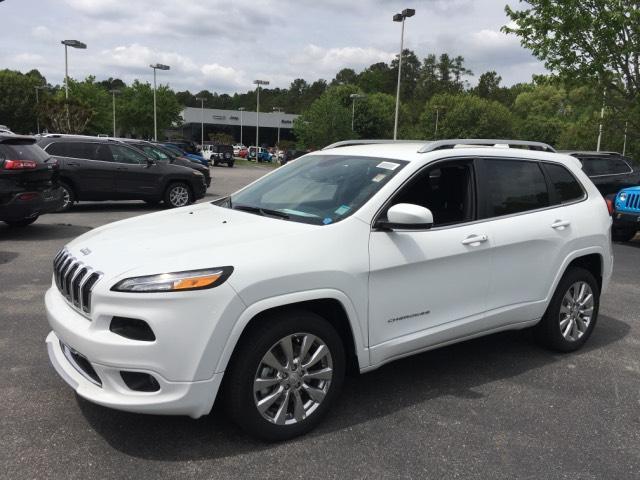 Jeep Cherokee Overland FWD 2017