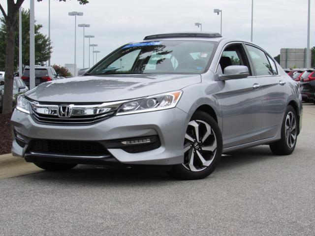 Honda Accord Sedan 4dr V6 Auto EX-L 2016