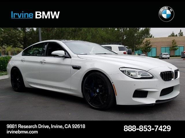 BMW M6 Base 2016