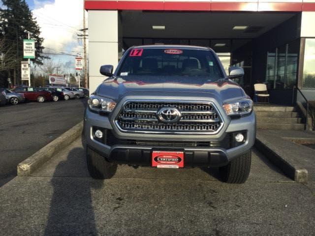 Toyota Tacoma TRD Off Road V6 2017