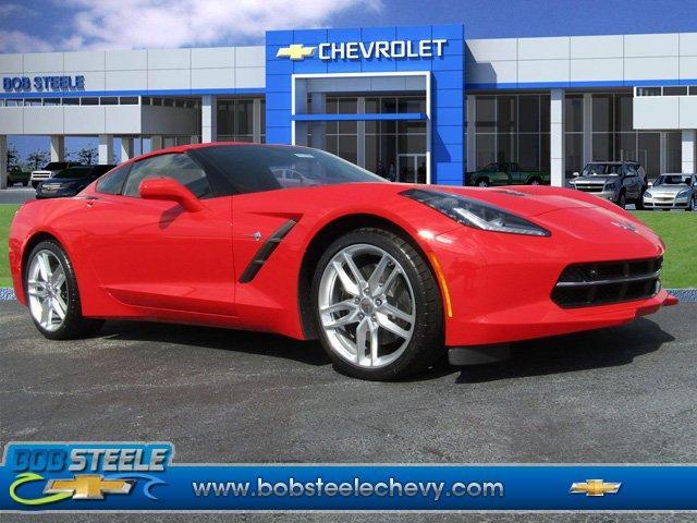 Chevrolet Corvette Z51 3LT 2017
