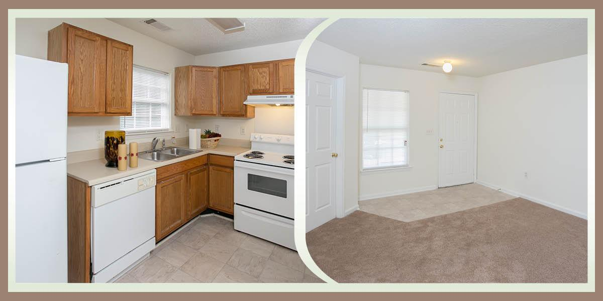 $940 Three bedroom Apartment for rent