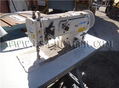 SEMI-NEW JUKI LU-1508N SEWING MACHINE