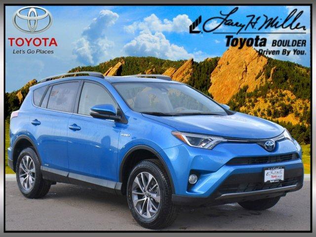 Toyota RAV4 Hybrid XLE 2018