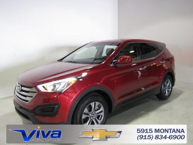 Hyundai Santa Fe Sport 2.4 Base 2016