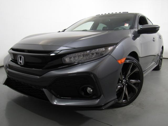 Honda Civic Hatchback Sport Touring CVT 2017
