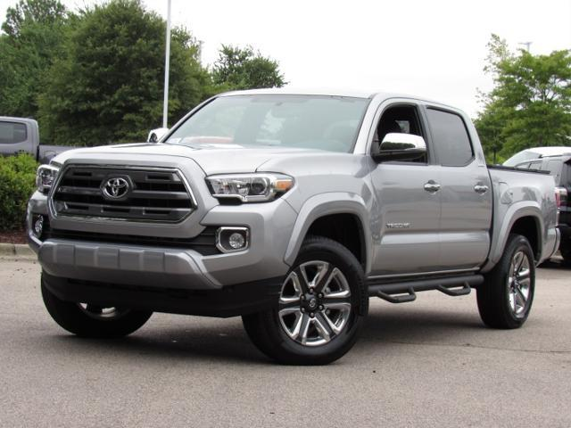 Toyota Tacoma 4WD Double Cab V6 AT Limited 2016