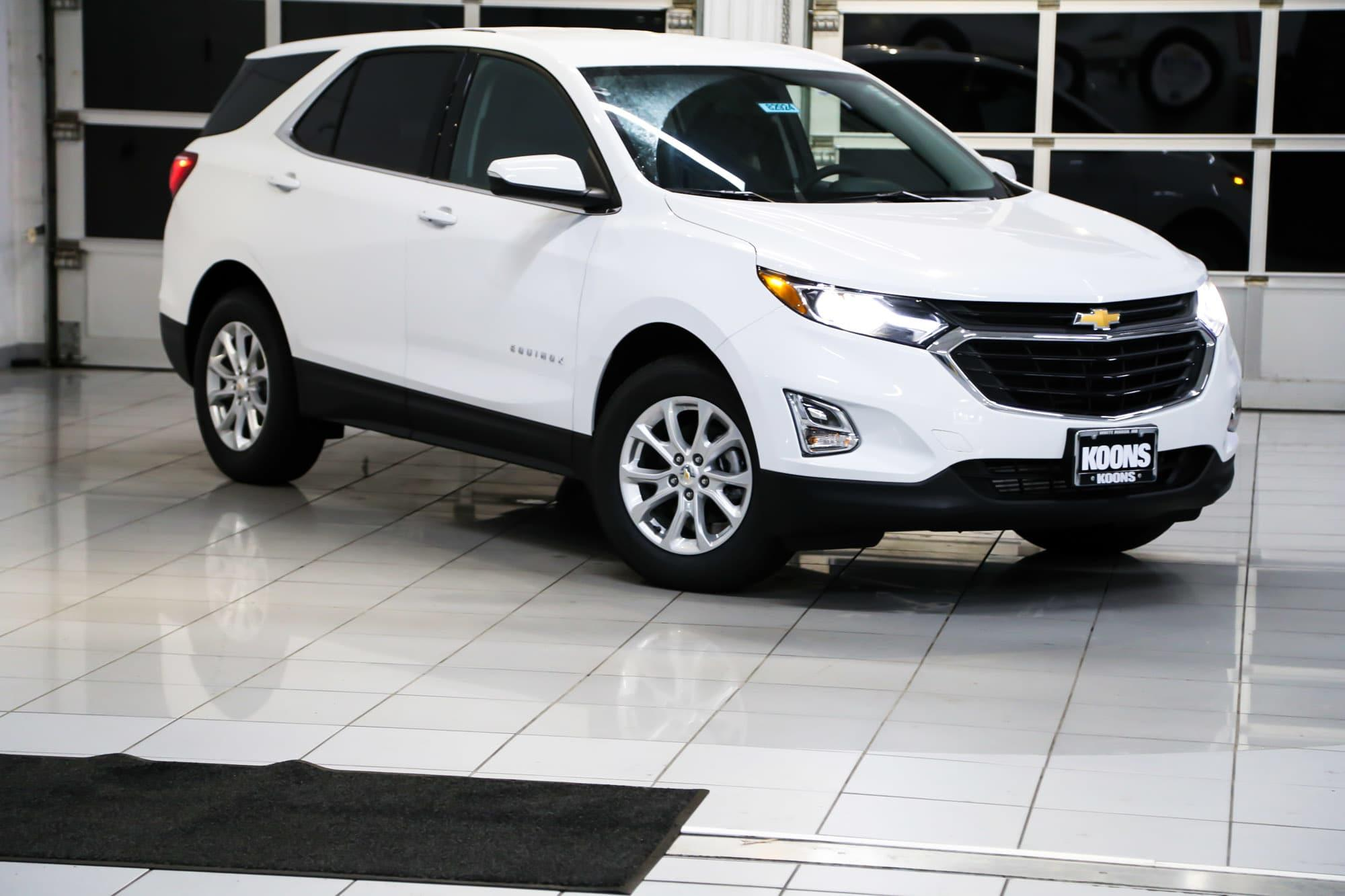 Chevrolet Equinox LT w/1LT 2018
