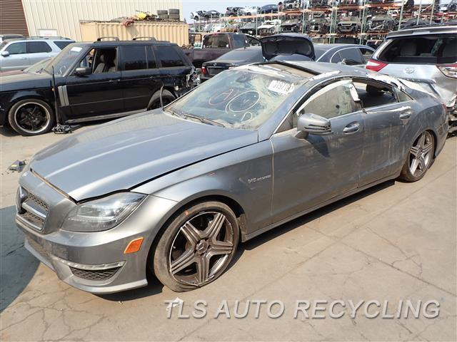 Used Parts for Mercedes-Benz CLS63 - 2012 - 901.MB1H12 - Stock# 7392GY