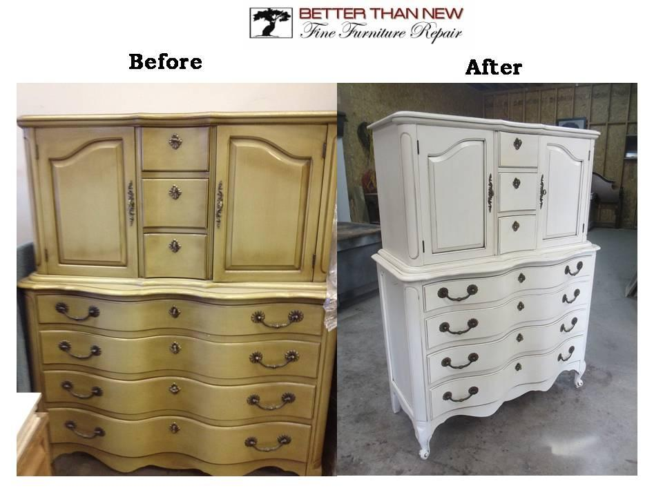 Better Than New Fine Furniture Repair