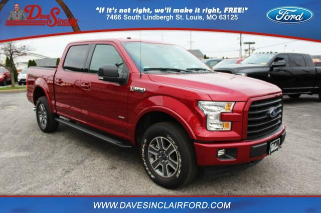 Ford F-150 4WD XLT SuperCrew 2017