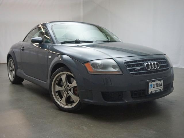 Audi TT 3.2L 2004