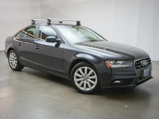 Audi A4 2.0T PREMIUM (TIPTRONIC) 2014