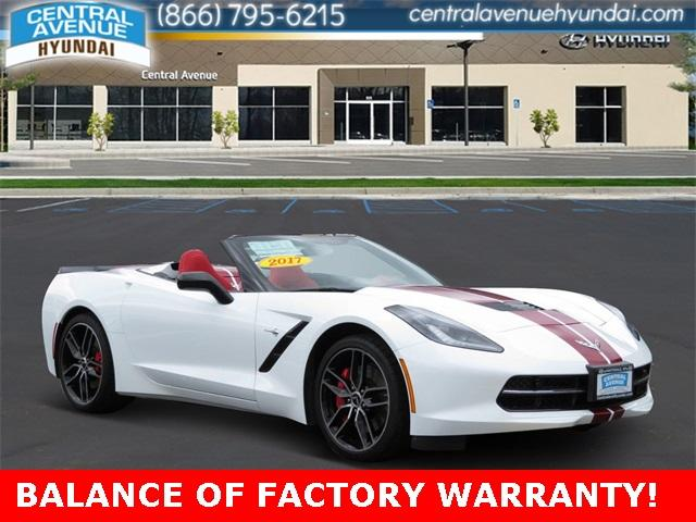 Chevrolet Corvette Stingray Z51 2017