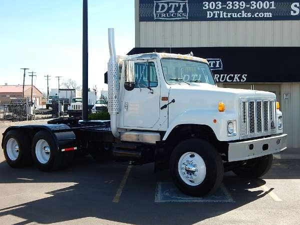 2003 International 2574 Tandem Axle Day Cab
