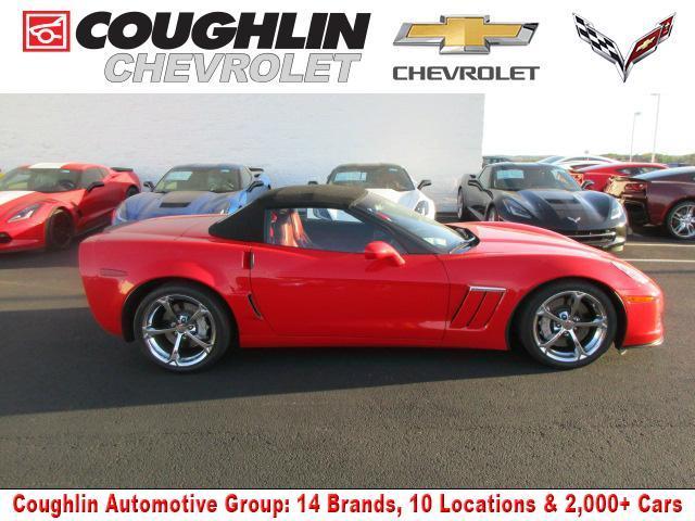 Chevrolet Corvette 2dr Conv Z16 Grand Sport w/3LT 2010