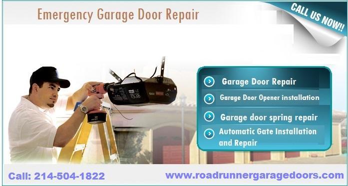 Commercial Garage Door Repair Service Dallas, TX   Starting $26.95